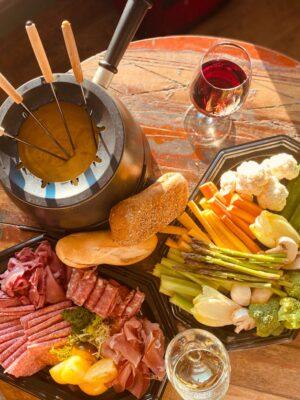 Fondue & Gourmet